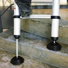Регулируемые ножки для лестницы Telesteps