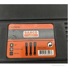 """Набор специальных удлиненных головок экстракторов BAHCO 1/2"""" для секреток и сорванного крепежа"""