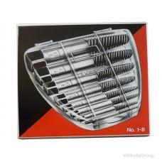 Набор экстракторов WURTH 1-8 для выкручивания сломанных болтов made in Germany