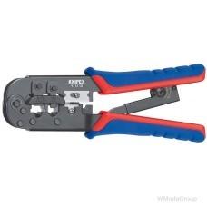 Инструмент для опрессовки штекеров типа Western Knipex, 97 51 10