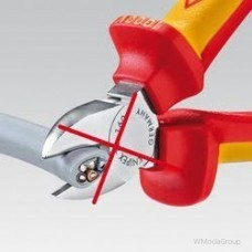 Ножницы для резки кабелей 165 мм VDE 95 16 165 KNIPEX