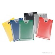 Мобильный планшет для работы и хранения документов на липучке