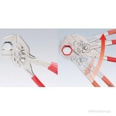 Ключ трубный переставной KNIPEX 86 03 180 с гладкими губками