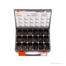 Набор стопорных колец для отверстий, WURTH ORSY100 DIN 472