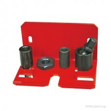Набор резьбовых адаптеров WURTH для обратного молотка
