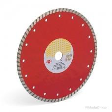 Диск алмазный WURTH Standard TURBO 230 мм с рабочей частью из агломерированных синтетических алмазов 0668765230