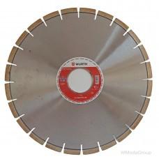 Пильный диск WURTH для мокрой резки мрамора 350 х 3,0 х 60 мм 0668993350
