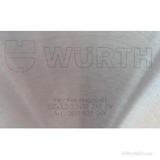 Универсальный пильный диск WURTH UNI-TOP 300 x 3.2 / 2.2 x 30 мм для циркулярной пилы 0611630048