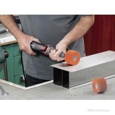 Головка шлифовальная флисовая WURTH ZEBRA cпециально разработана для матирования