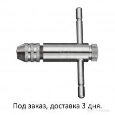 Метчикодержатель с трещоткой М3-М8 WURTH