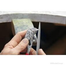 Миниатюрный цанговый ключ (переставные клещи), переставные клещи и гаечный ключ в одном инструменте KNIPEX 86 03 125