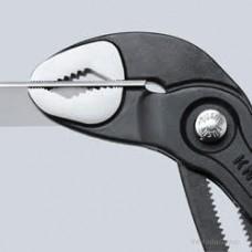 Высокотехнологичные сантехнические клещи KNIPEX Cobra 87 01 560