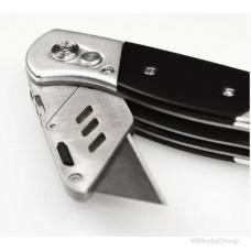 Нож комбинированный складной WURTH