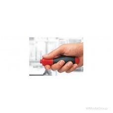 Отвертка Wiha SoftFinish Phillips 312 00766 PH3 x 150 крестовая с шестигранным жалом