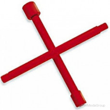 Ключ крестовой сантехнический 200х200 мм