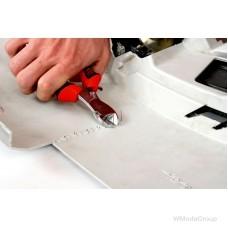 Набор для ремонта бамперов и пластиковых обвесов WTG40
