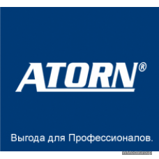 Сверло ATORN made in Germany спиральное 338 Н HSS хвостовик 12,7 D 13,5 мм