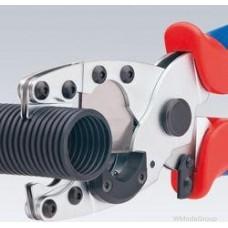 Труборез для комбинированных и защитных труб Knipex 90 25 20