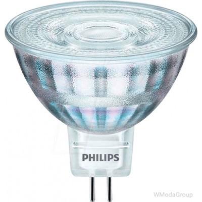 Светодиодная энергосберегающая лампа Philips - CorePro LEDspot MR16 5 Вт 12 Вольт GU5.3 2700 K