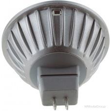 Светодиодная энергосберегающая лампа Toshiba E-core Gu5.3 6,7 Вт 12 Вольт Mr16 Led 4000k, луч 35 градусов, холодный белый цвет [энергетический класс A]