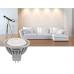 Энергосберегающая светодиодная лампа Toshiba E-CORE MR16 (GU5.3) мощностью 4 Вт 12 Вольт, теплый белый, луч 35 градусов [Класс энергопотребления A +]