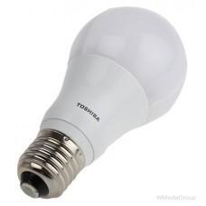 Лампа светодиодная энергосберегающая Toshiba E-core E27 LED GLS 10 Вт (60 Вт) 220 Вольт, тёпло-белая