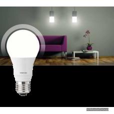Светодиодная энергосберегающая лампа Toshiba E-CORE GLS WIDE 10,5 Вт 220 Вольт E27 A +