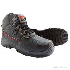 Ботинки WURTH/MODYF Hercules черные высокие s3 src