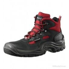 Ботинки WURTH / MODYF MAINZ черный красный S2