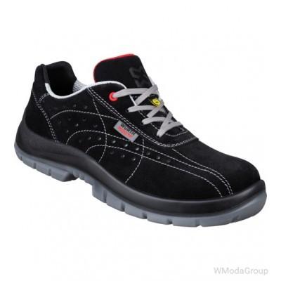 Ботинок черный WURTH / MODYF NEW AIR S1P