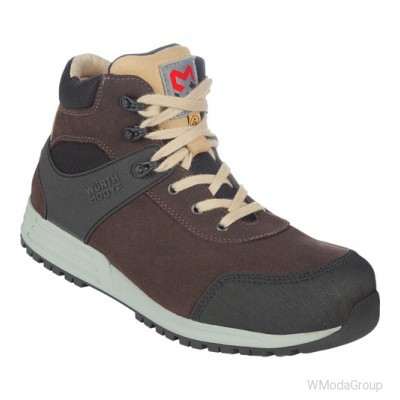 Ботинки WURTH / MODYF S3 ESD SRC NATURE коричневые