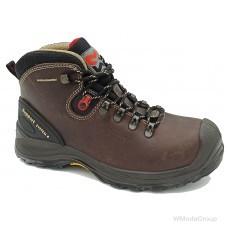 Ботинки WURTH / MODYF S3 HRO SRC VIBRAM коричневые