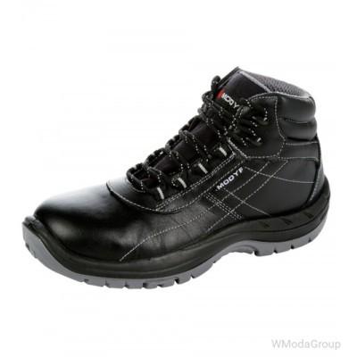 Высокие ботинки MODYF S3 SRC X-TREM черные