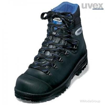 Горные трекинговые ботинки UVEX Trekking S3 PROTECTING PEOPLE HYDROFLEX GEL+