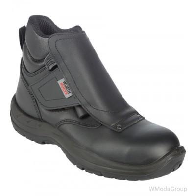 Сварочные ботинки WURTH / MODYF S3 HRO WELDER черные