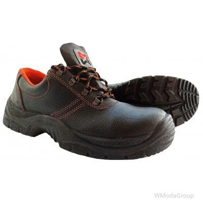 Демисезонный ботинок WURTH / MODYF JOB BLACK S3