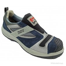 Кроссовки WURTH / MODYF S1P SRC STRETCH X SLIPPER синий
