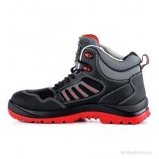 Кроссовки высокие WURTH / MODYF S3 ESD SRC FLEXITEC SPORT PLUS черные