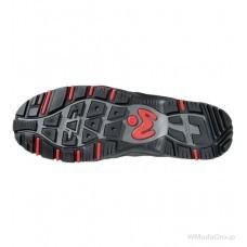Кроссовки MODYF S3 HRO SRC SPORT FLEXITEC черные с красным