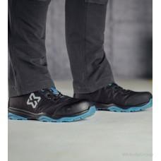 Кроссовки WURTH / MODYF S1P ECOFRESH черные-синие