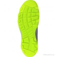 Кроссовки WURTH / MODYF S1P ECOFRESH серые желтые
