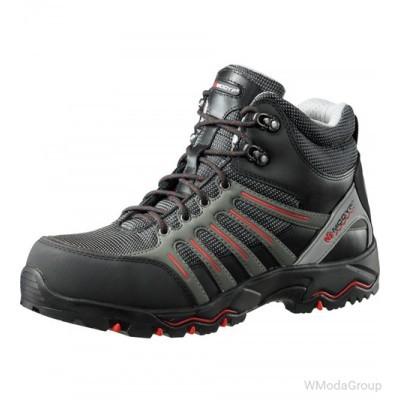 Высокие кроссовки MODYF S3 SRC SPORT FLEXITEC красные