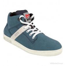 Кроссовки высокие WURTH / MODYF O2 DORADO синие