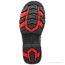 Кроссовки WURTH / MODYF S3 HRO SRC ULTIMATE черный-красный