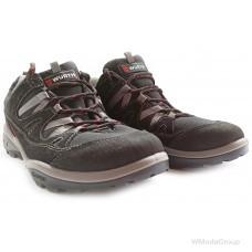 Профессиональные кроссовки WURTH O1 SRC без защиты носка черный / антрацит