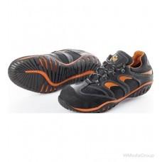 Кроссовки MODYF S1 SRB MODENA черные с оранжевым