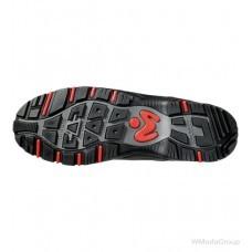 Ботинок MODYF S3 HRO SRC TREK FLEXITEC черный с красным