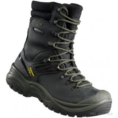 Зимние ботинки S3 HRO SRC GRADO SYMPATEX черный