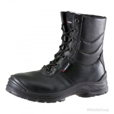 Зимние ботинки WURTH / MODYF S3 SRC AS строительные ботинки черные