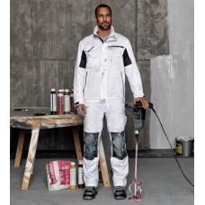 Белые брюки WURTH/MODYF STRETCH X